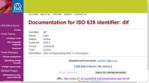 ISO-639-3