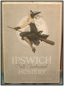 Which witch is Ipswich?